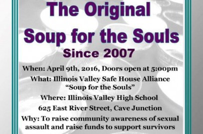 The 10th Annual Soup for the Souls Event